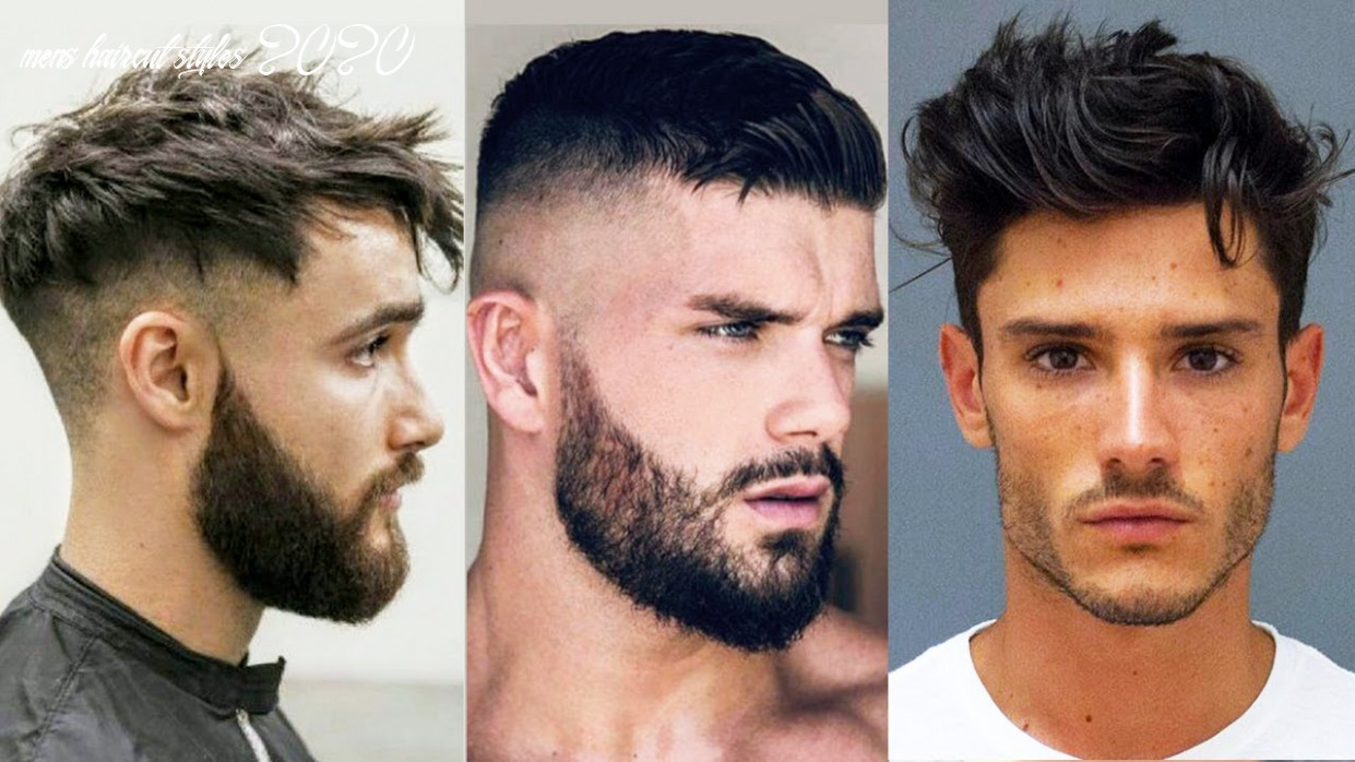 8 hairstyles that'll dominate in 8 (top style trends for men) mens haircut styles 2020