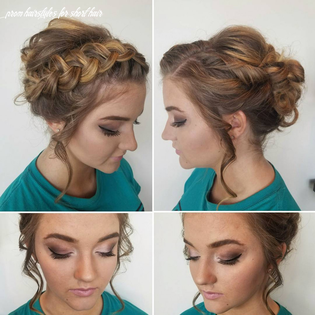 8 hottest prom hairstyles for short hair hairstyles weekly prom hairstyles for short hair