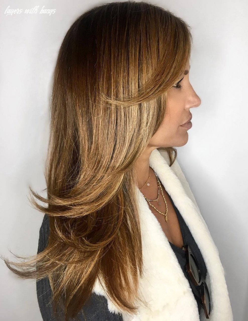 8 long layered hair with bangs ideas hair adviser layers with bangs