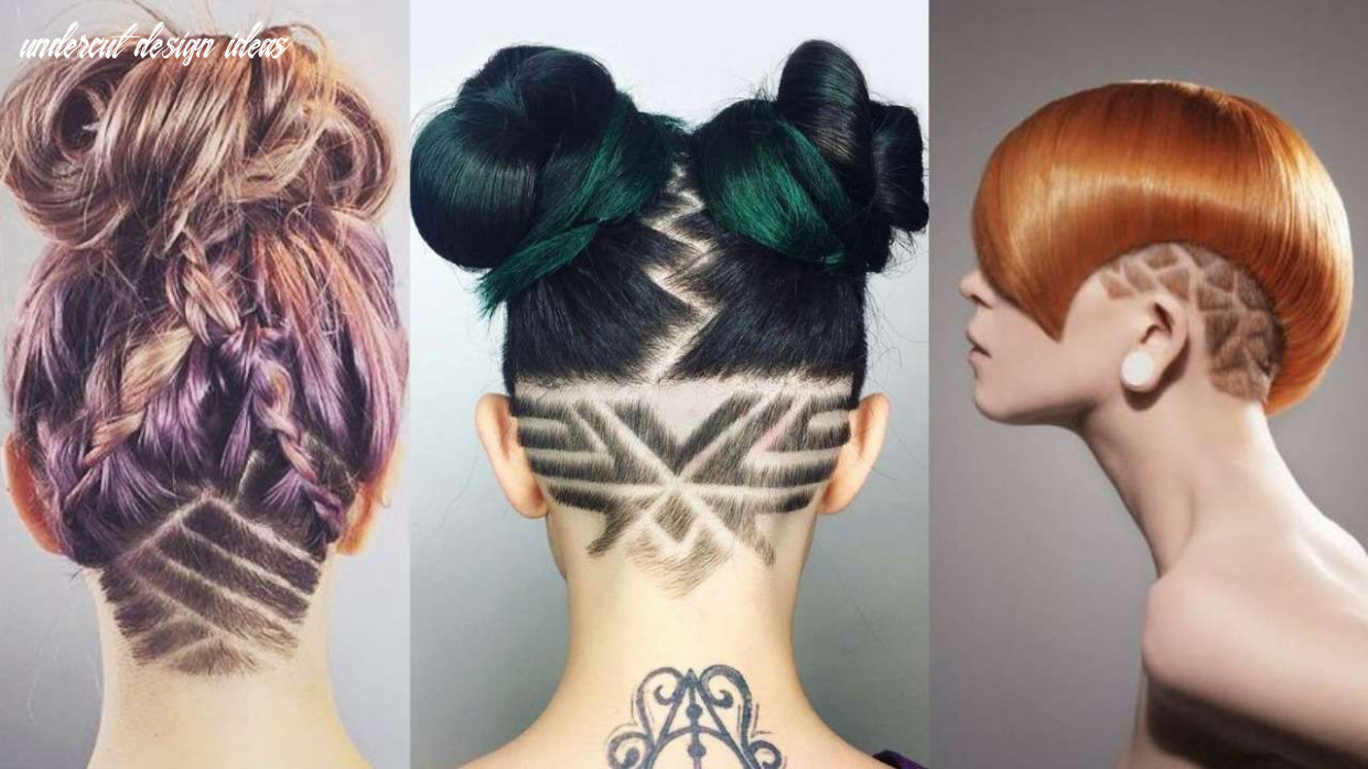 8 outstanding undercut hairstyle designs for women 8hairstyle