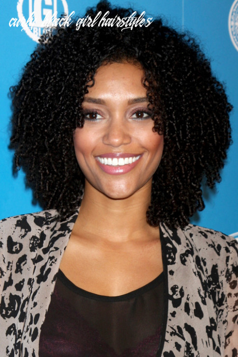 8 picture perfect black curly hairstyles curly black girl hairstyles