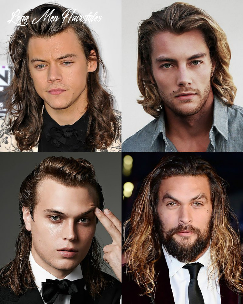 8 sexy long hairstyles for men the trend spotter long men hairstyles
