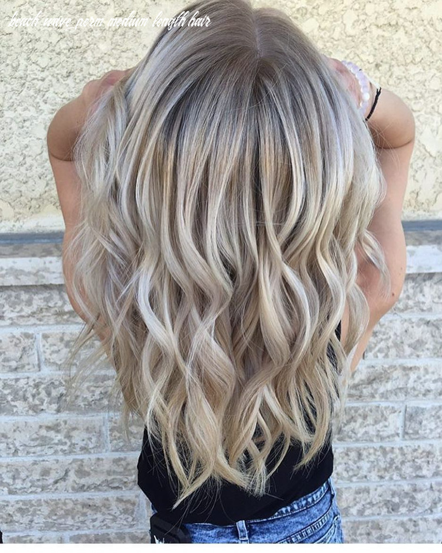 8 stylish hairstyles with beach wave perm — [choose what you like