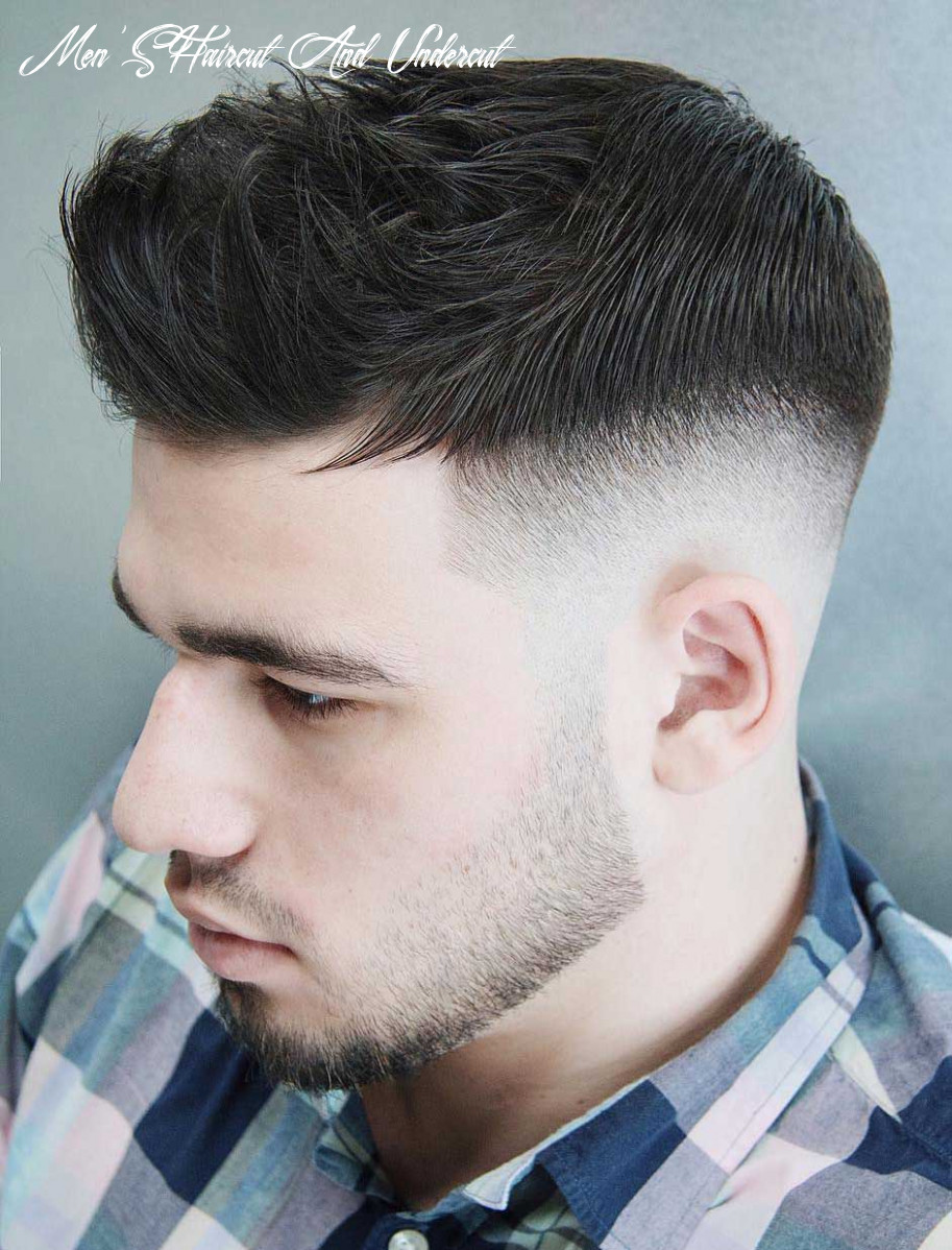 8 stylish undercut hairstyle variations to copy in 8: a