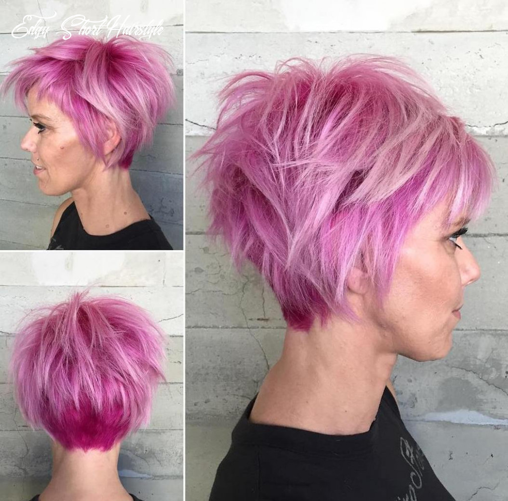 9 best edgy haircuts ideas to upgrade your usual styles edgy short hairstyle