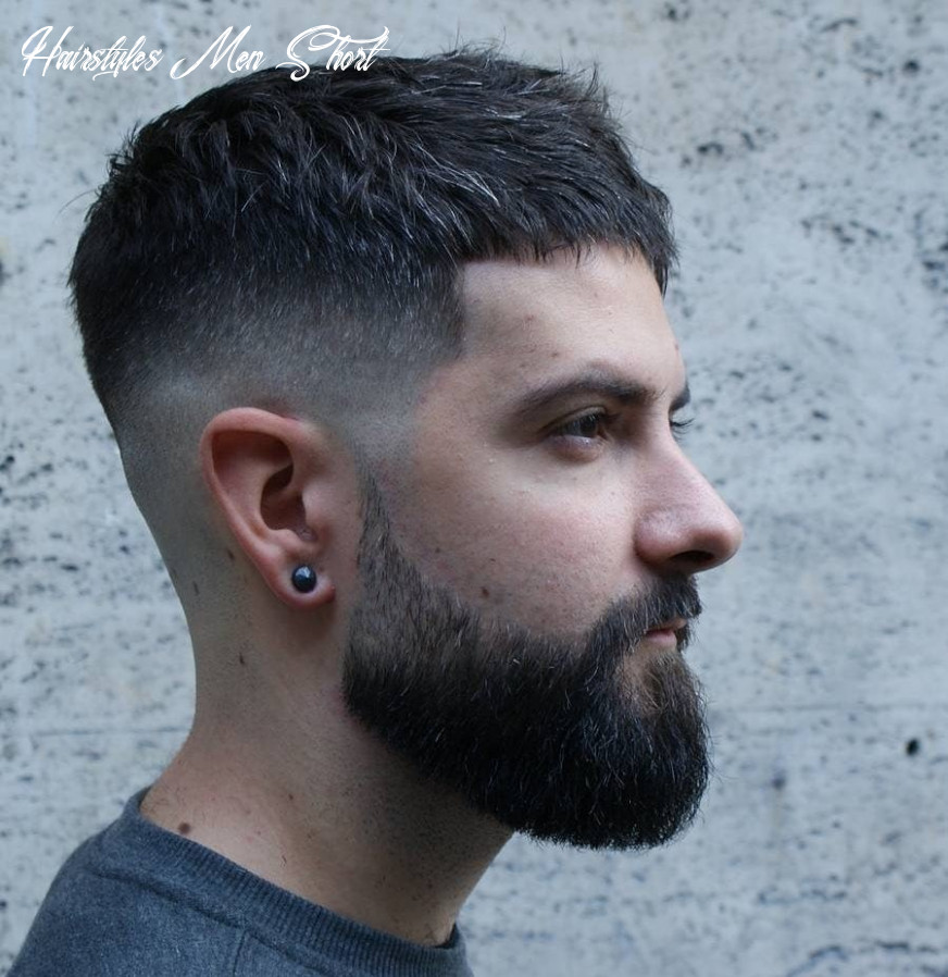 9 best stylish short hairstyles for men [with photos & tips] hairstyles men short