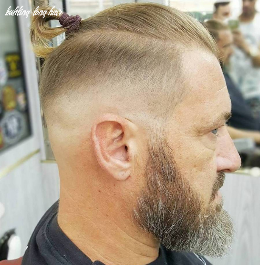 9 classy haircuts and hairstyles for balding men | balding mens