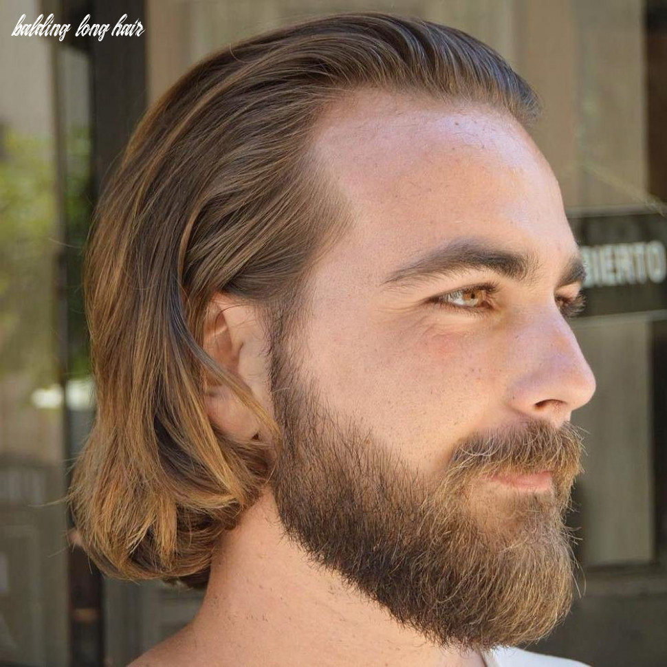 9 classy haircuts and hairstyles for balding men | long hair