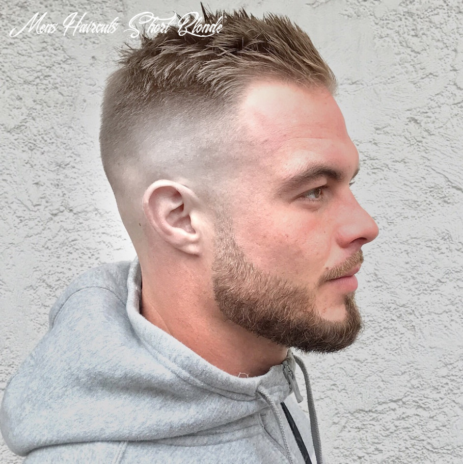 9 classy haircuts and hairstyles for balding men mens haircuts short blonde