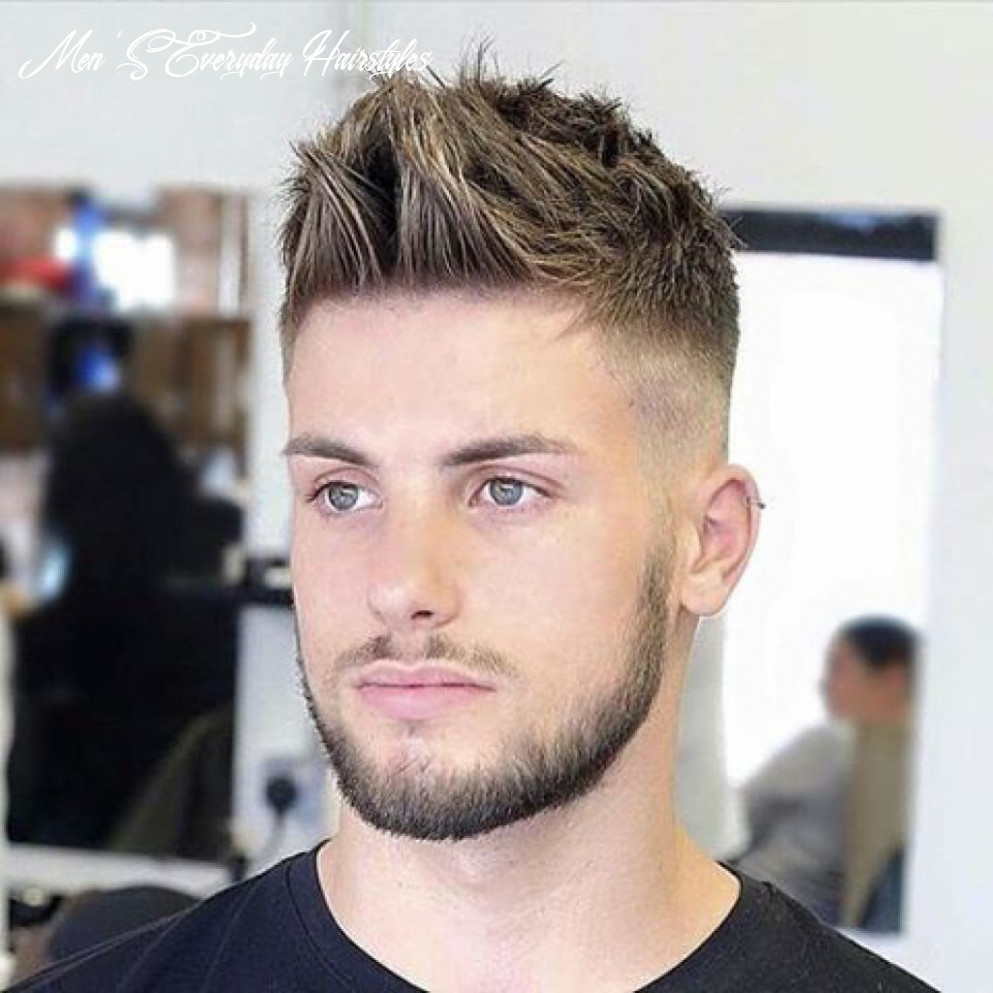 9 cool haircuts for men with round face men hairstyles