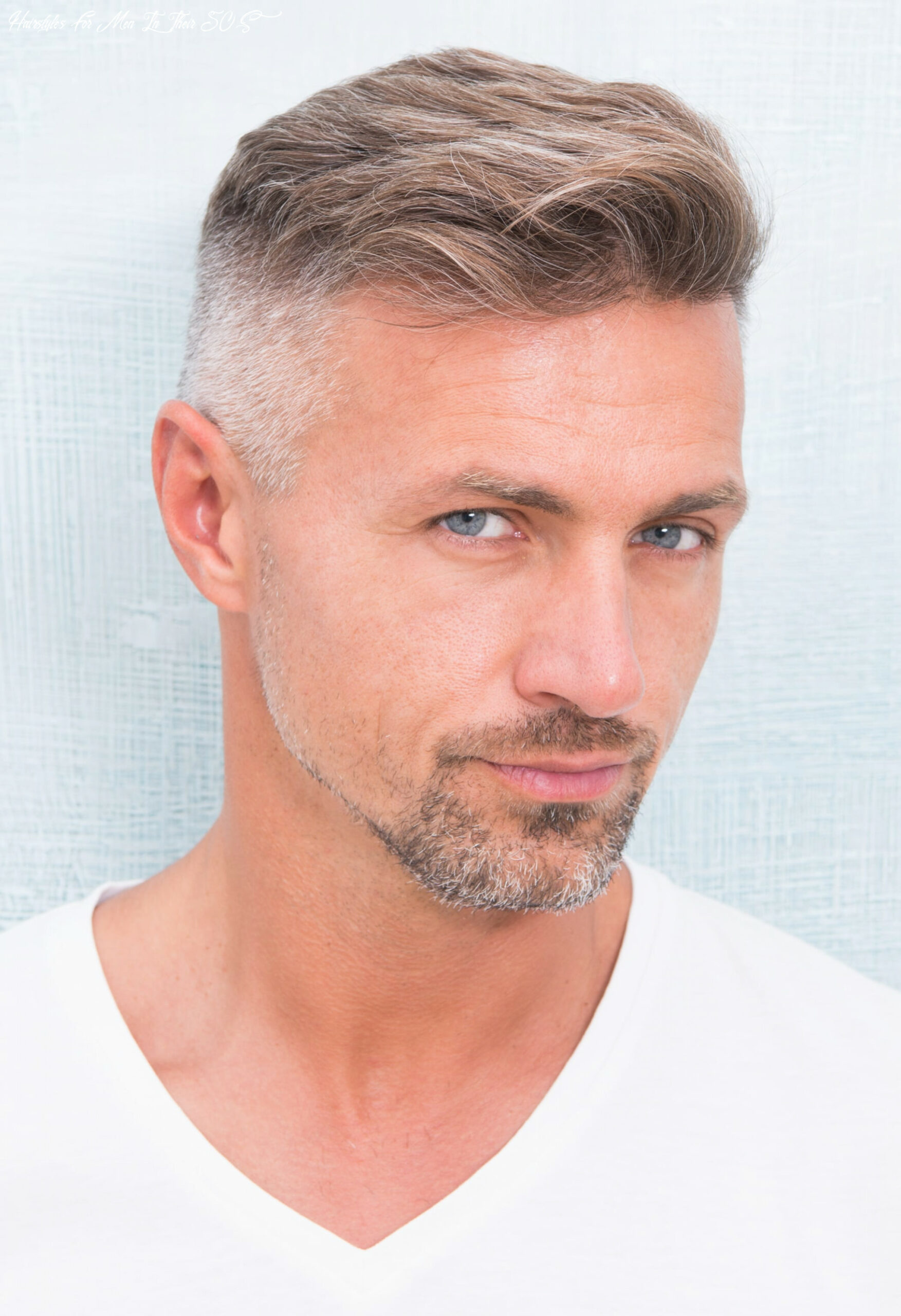 9 glorious hairstyles for men with grey hair (a k a