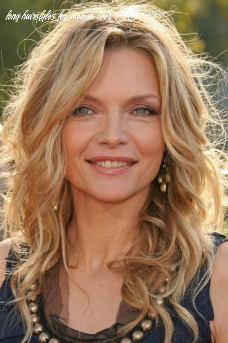 9 long hairstyles for women over 9 to look younger in 9   old