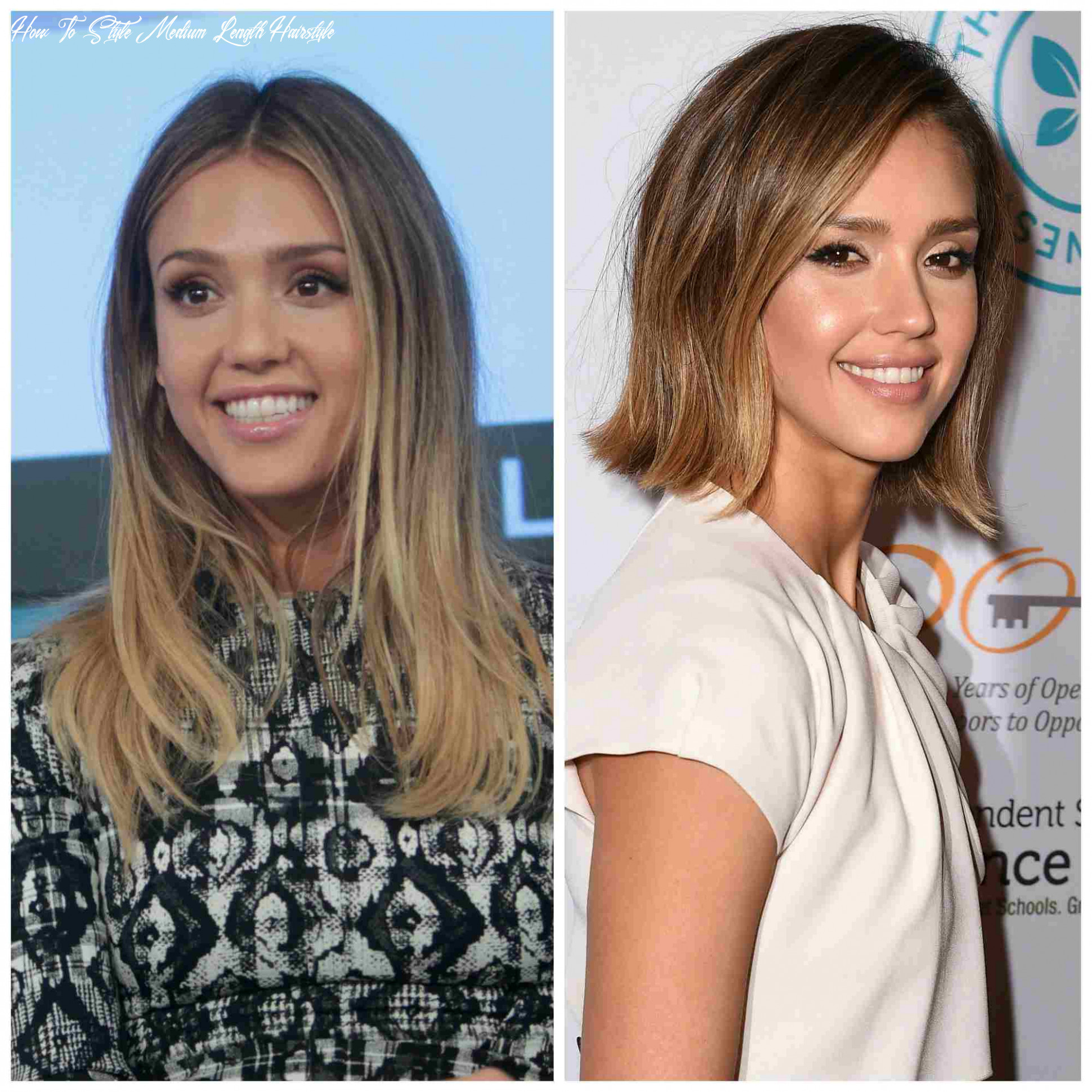 9 medium length hairdos perfect for thick or thin hair how to style medium length hairstyle
