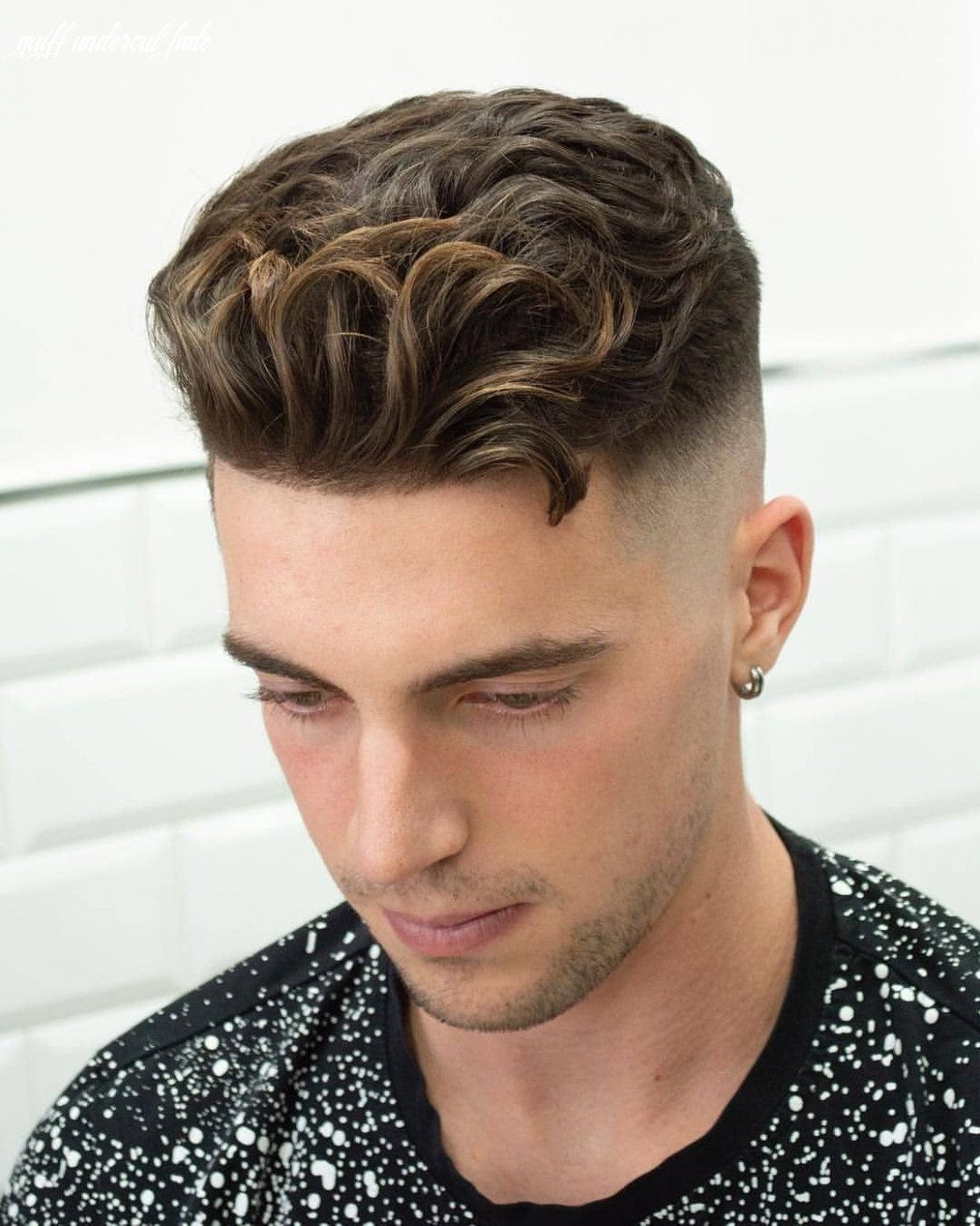 9 quiff hairstyles we absolutely love | undercut hairstyles, wavy