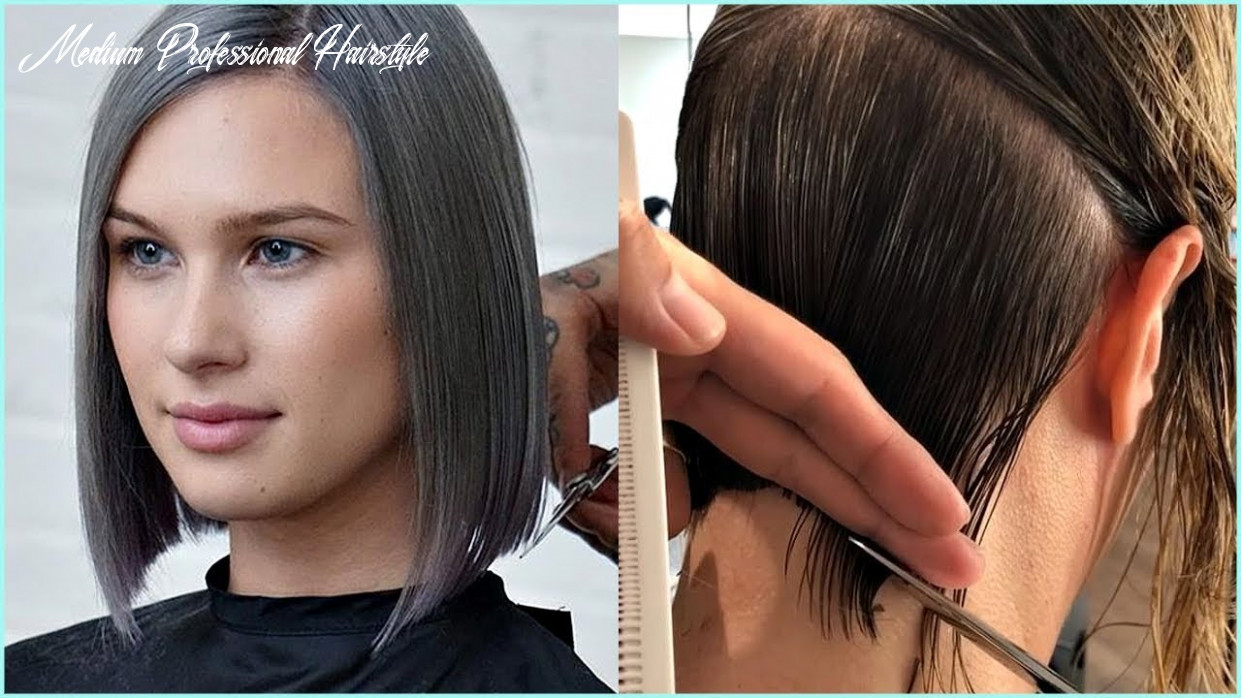 9 short and medium haircuts for women ? professional haircut medium professional hairstyle