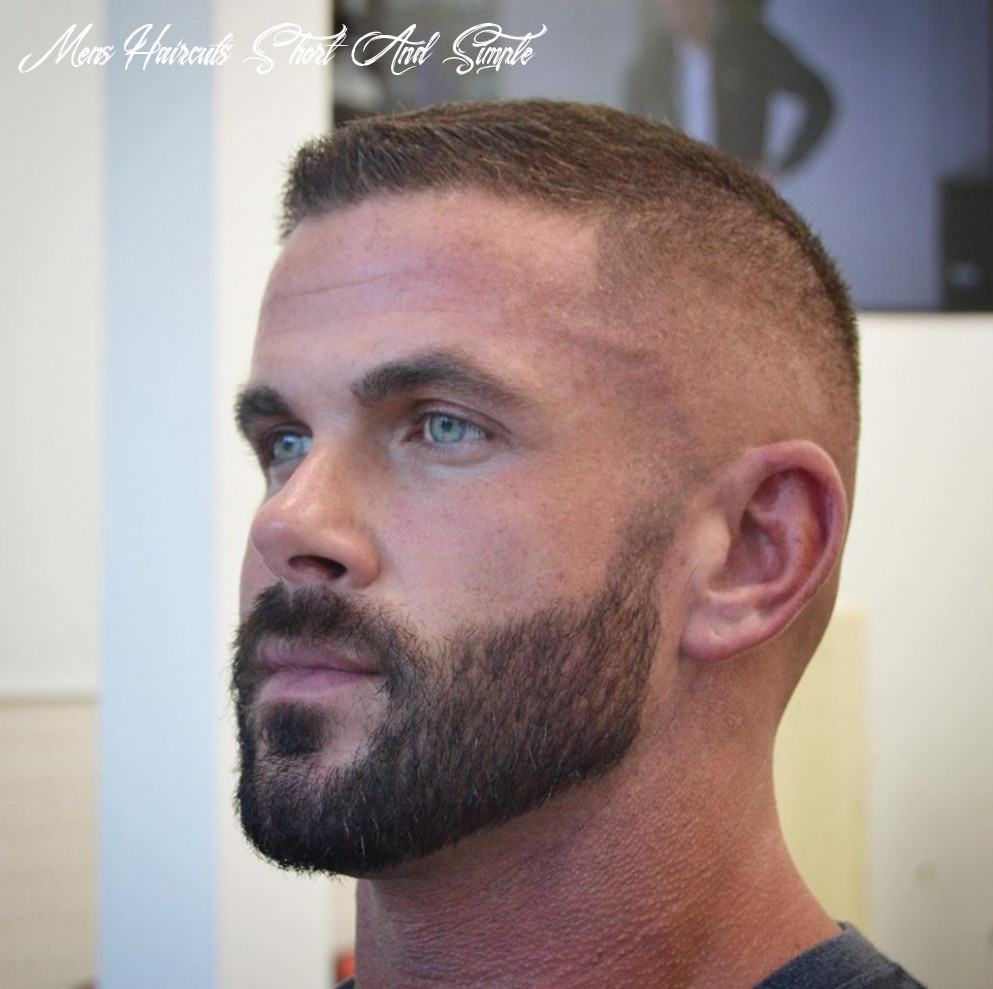 9 short haircuts for men > popular styles for july 9 mens haircuts short and simple