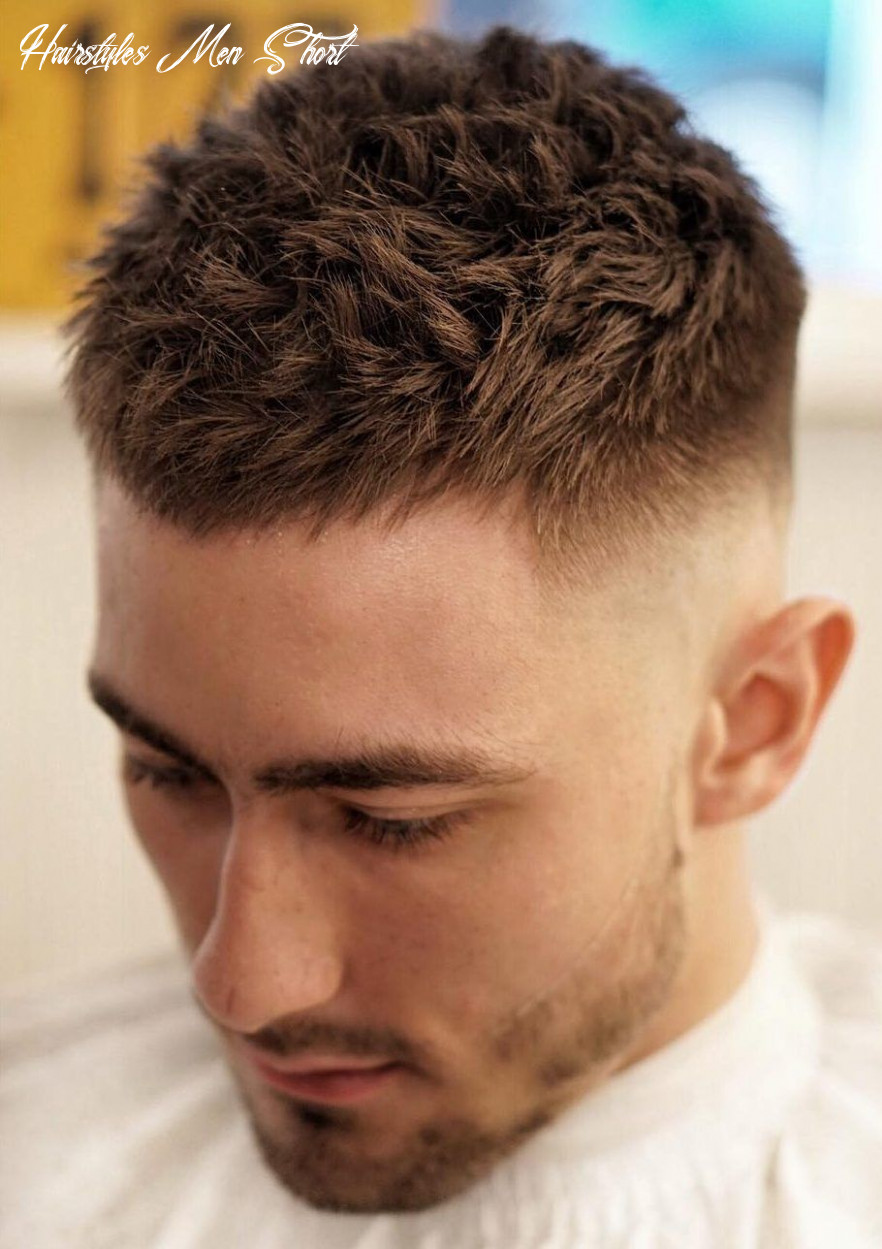 9 short haircuts for men: super cool styles for 9   mens