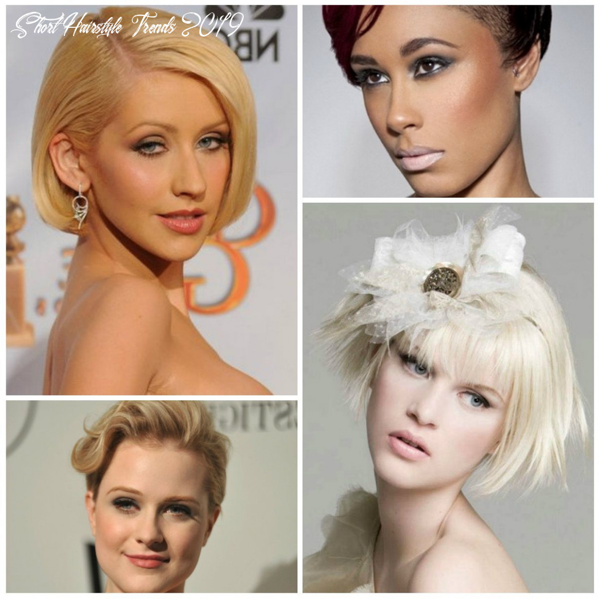 9 short hairstyle trends for major inspiration in 9 short