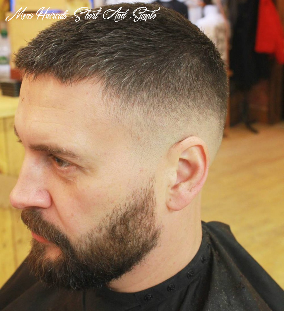 9 short hairstyles for men trending in 9 mens haircuts short and simple