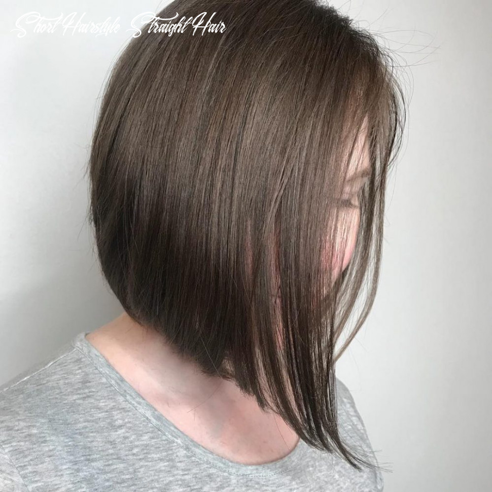 9 short straight hairstyles trending right now in 9 short hairstyle straight hair