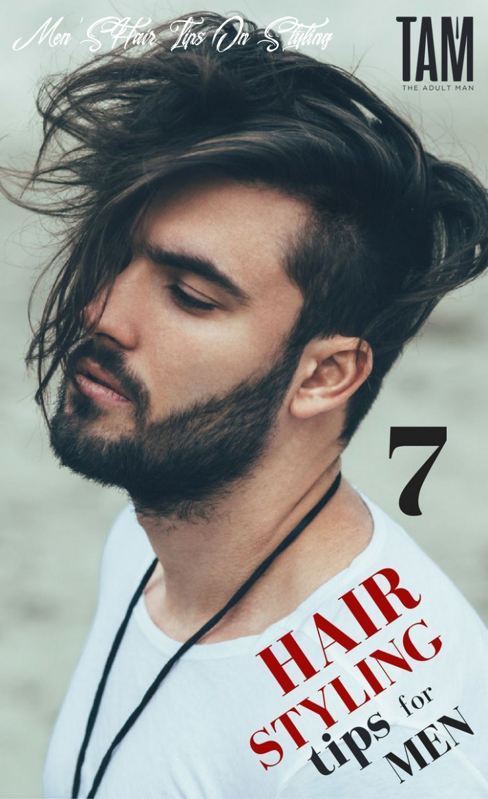 9 simple hacks to make your hairstyle better | hair tips for men