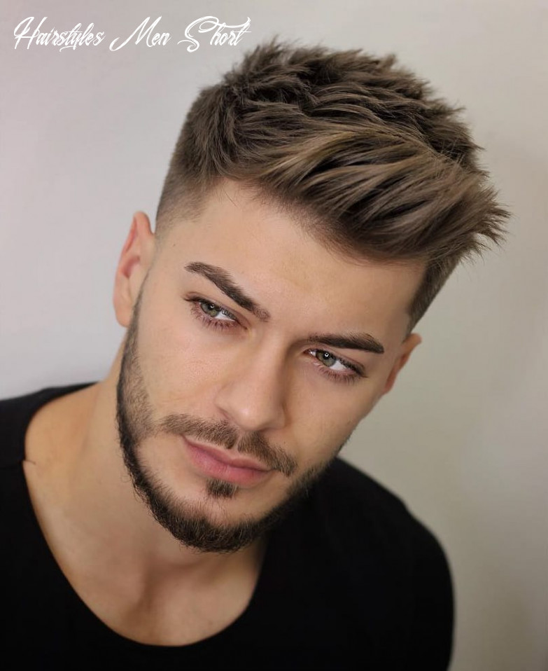 9 unique short hairstyles for men styling tips hairstyles men short