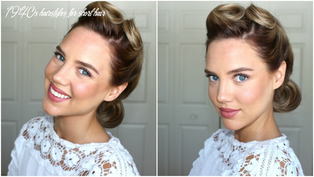 9s hairstyle    victory rolls 1940s hairstyles for short hair