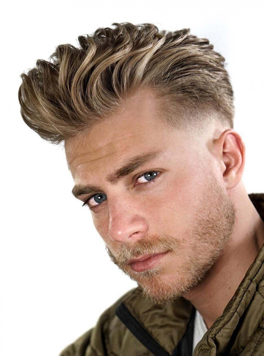 Best 8 blonde hairstyles for men to try in 8 | cool hairstyles