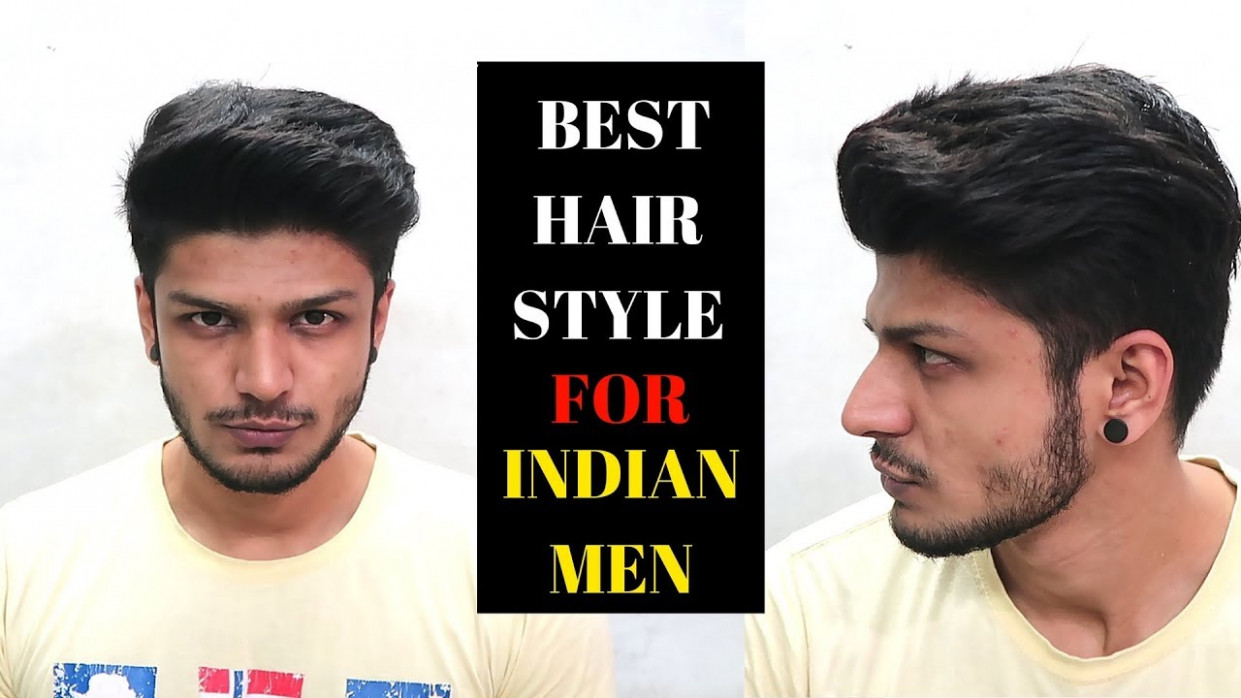 Best hair style for indian men | how to style short hair | 8 | abhishek shenoy man short hairstyle in india