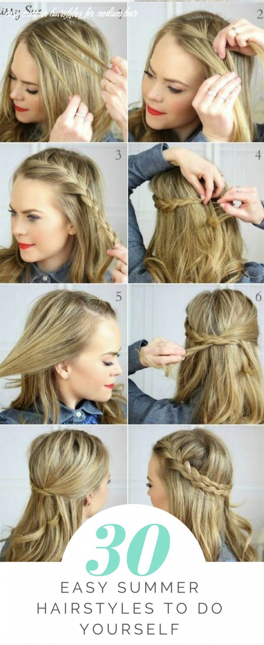 Best hairstyle of 8   cute everyday hairstyles, easy hairstyles