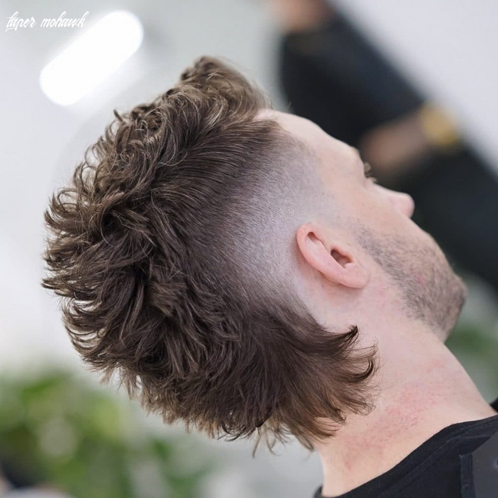 Best mohawk fade haircuts > 12 cool styles for 12 taper mohawk