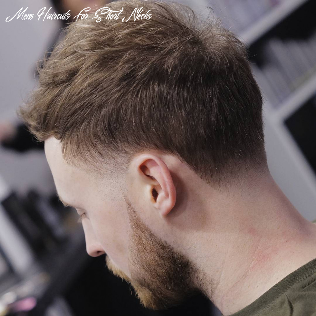 Best short haircut styles for men hairstyle man mens haircuts for short necks