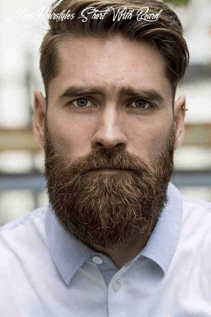 Choosing the perfect hairstyle and beard combination   mens