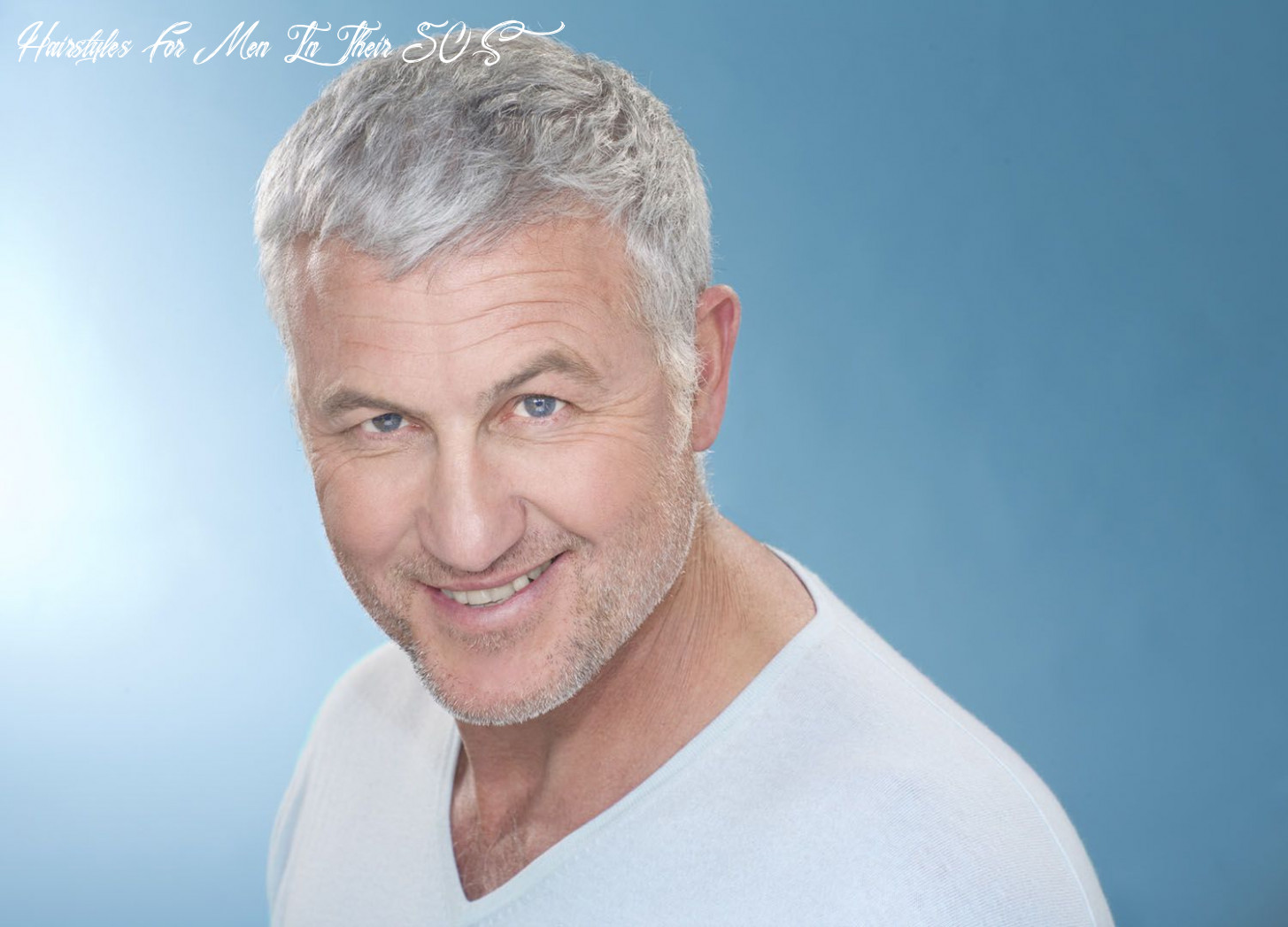 Cool haircuts for men over 9 hairstyles for men in their 50s