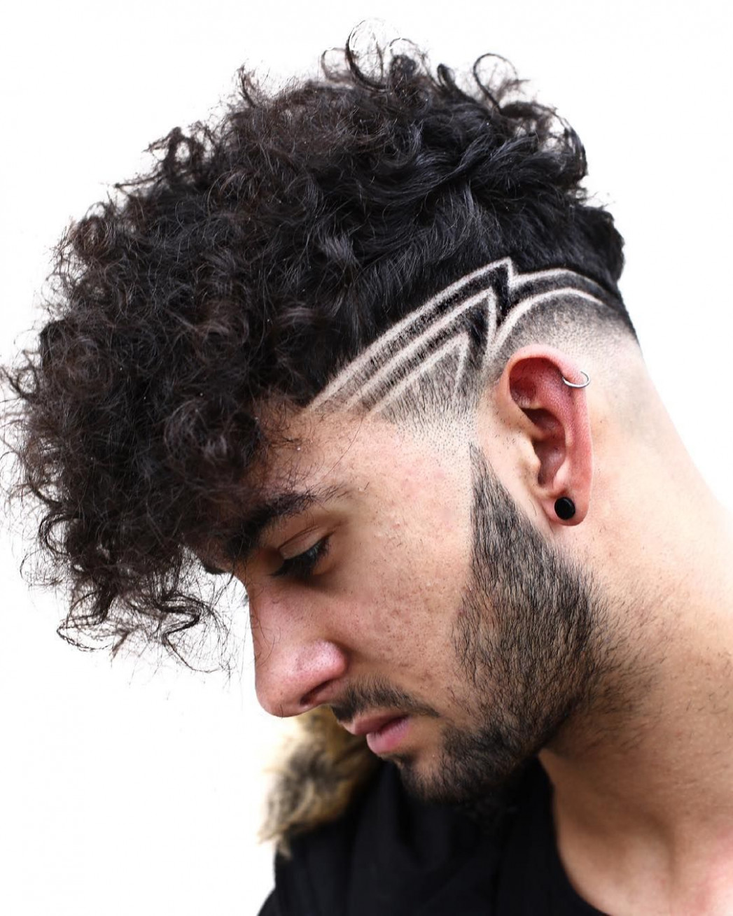 Curly hair: the best haircuts hairstyles for men (8 styles