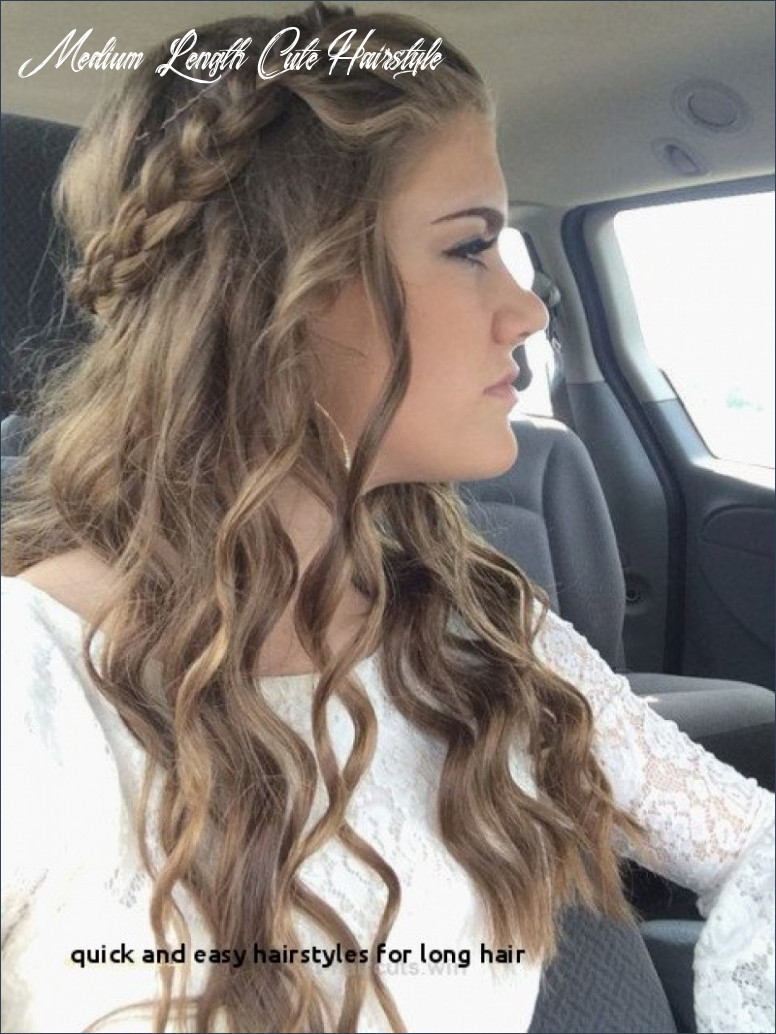 Cute and simple hairstyles for school awesome 11 cool hairstyles
