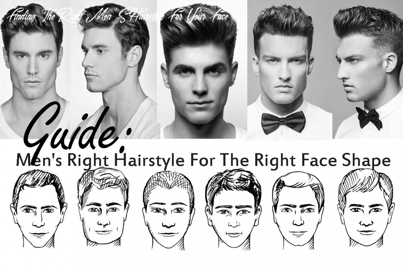 Find the right hairstyle for your face | face shape hairstyles