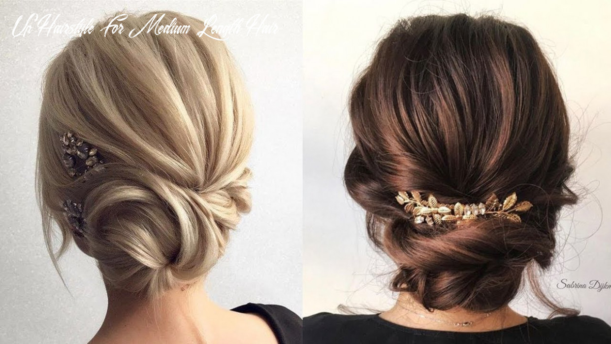 Formal updos for medium hair | prom & wedding hairstyles up hairstyle for medium length hair