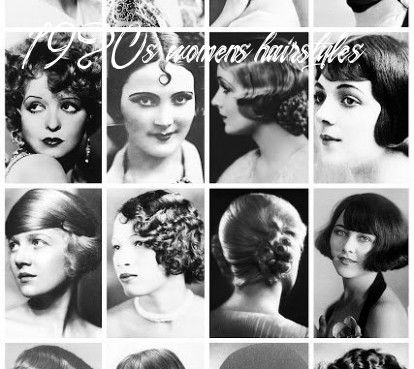 From the bob to finger waves, vintage photographs depict some of