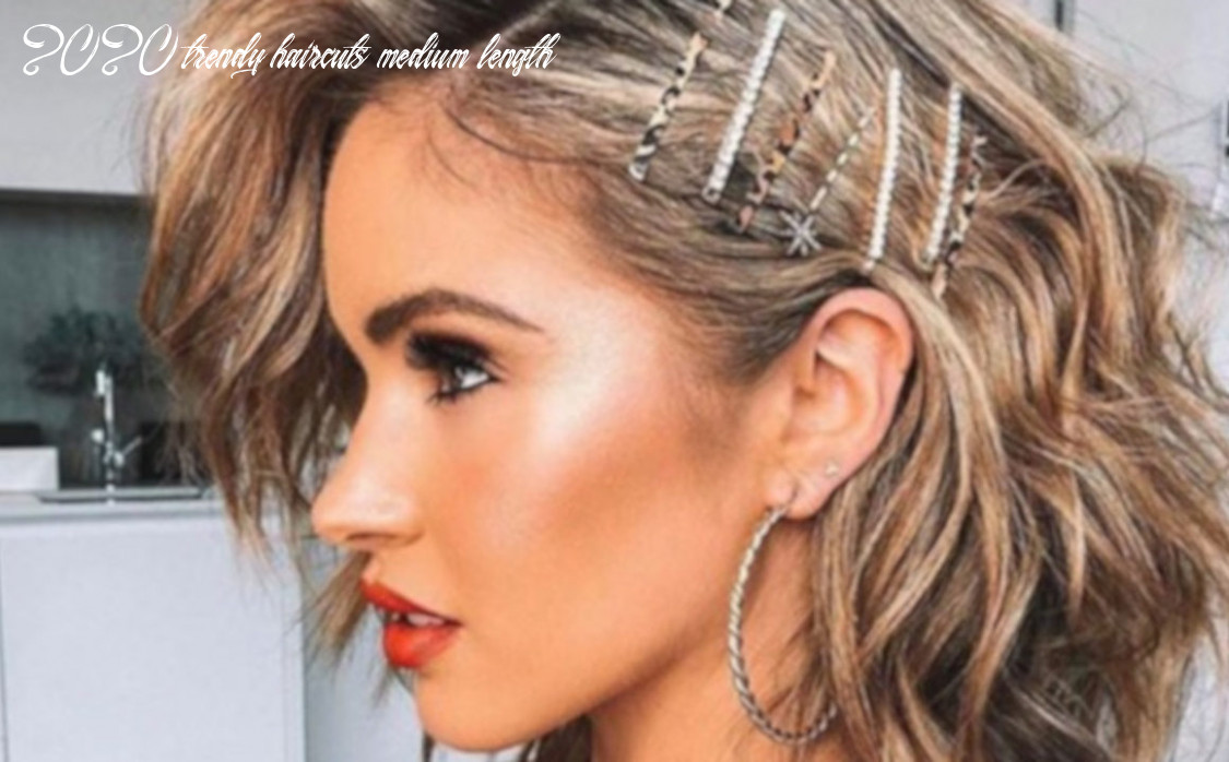 Game changing medium length hairstyles to rock in 12 | fashionisers© 2020 trendy haircuts medium length