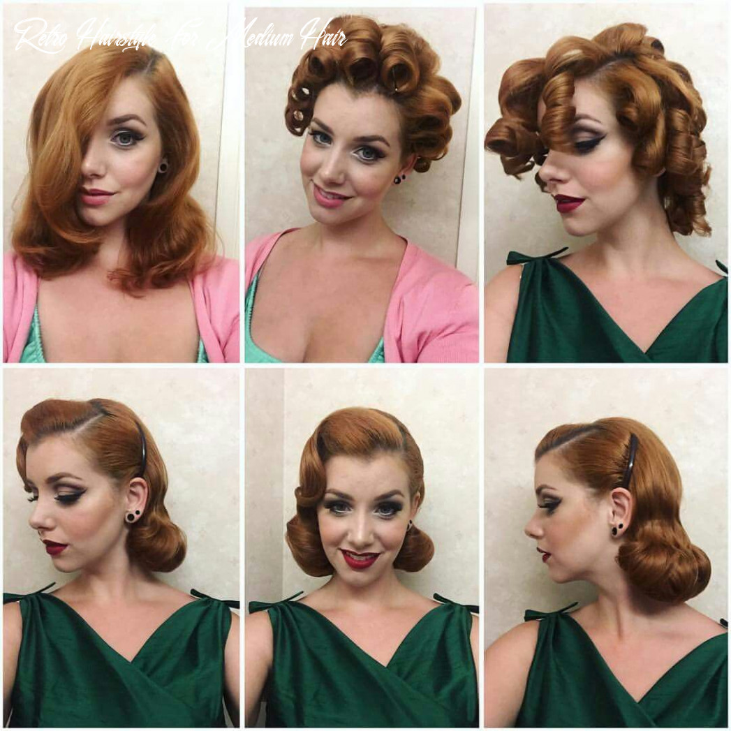 Haircut and set   vintage hairstyles, retro hairstyles, rockabilly