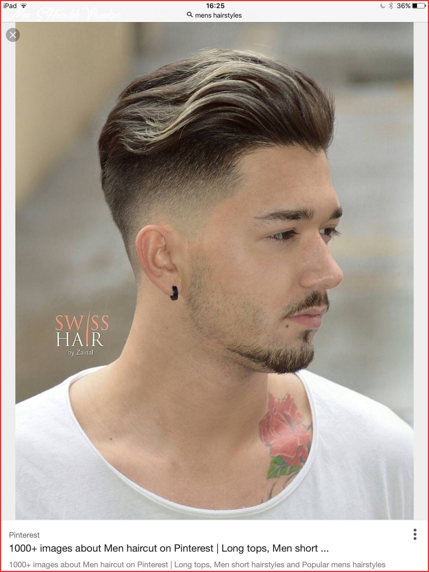 Hairstyles for men and how to do them inspirational 10 best