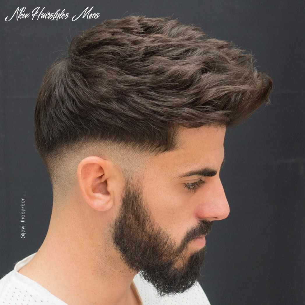 Hairstyles for men with thick hair: 10 cool styles for 10 | mens