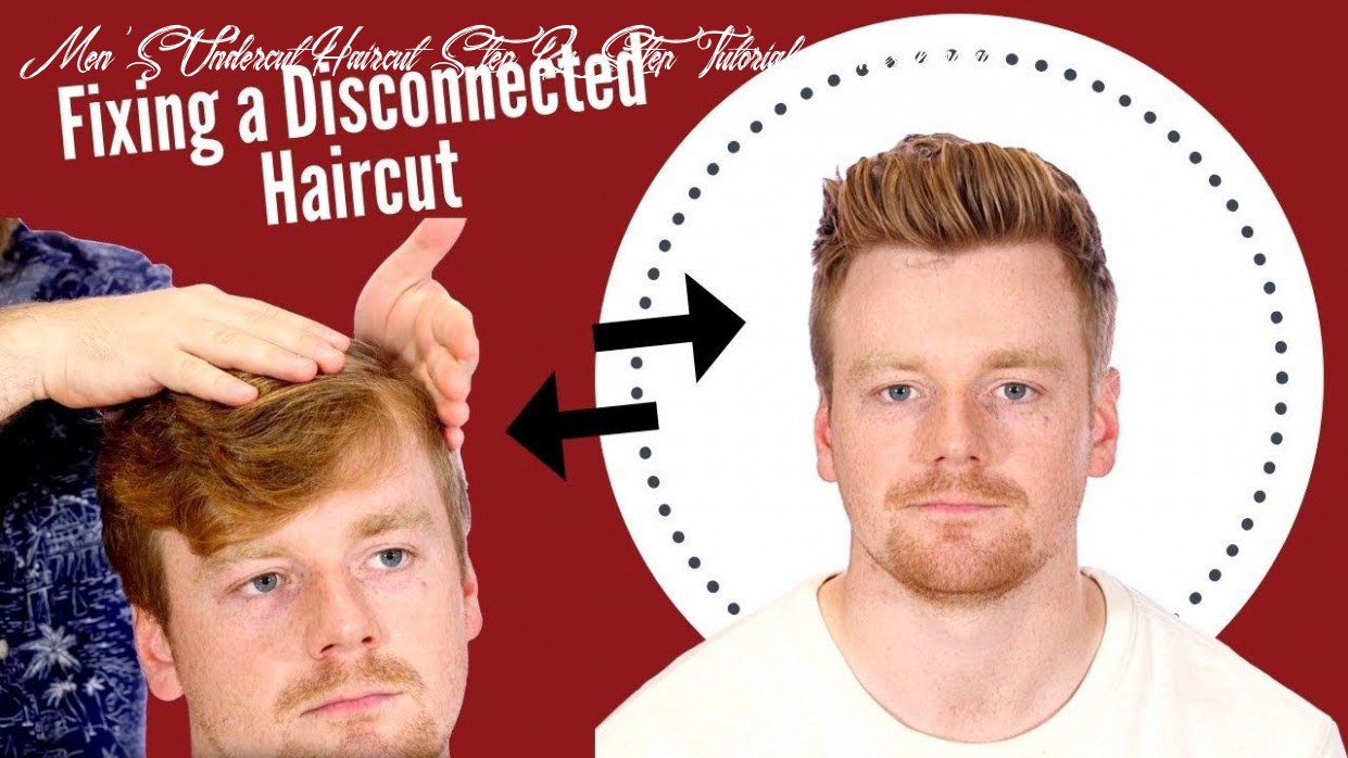 How to blend a disconnected undercut must watch thesalonguy