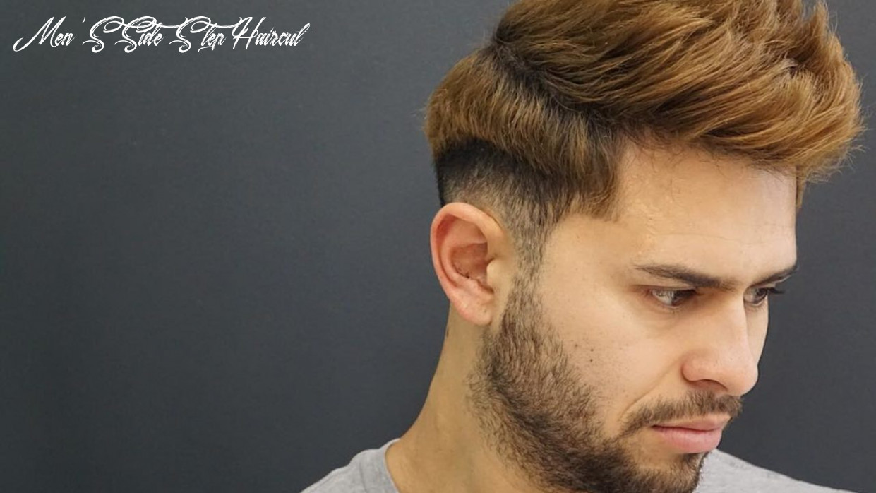 How to get the perfect side parting in 11 simple steps! | outsons
