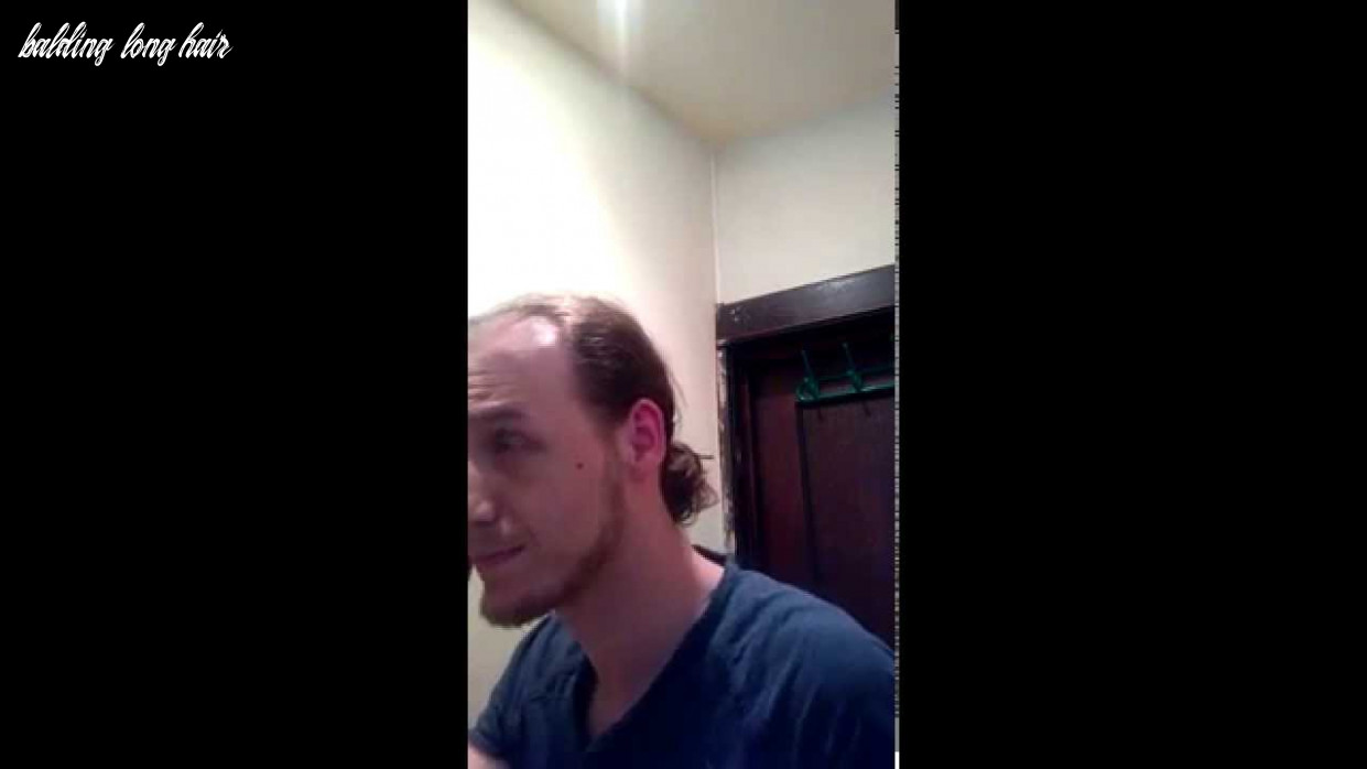 How to shave your head, from long hair to bald! balding long hair