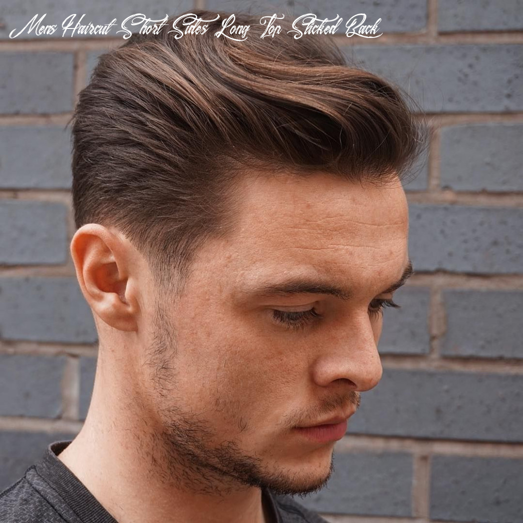 Http://hairstyle11 info/medium long hairstyles for men slicked