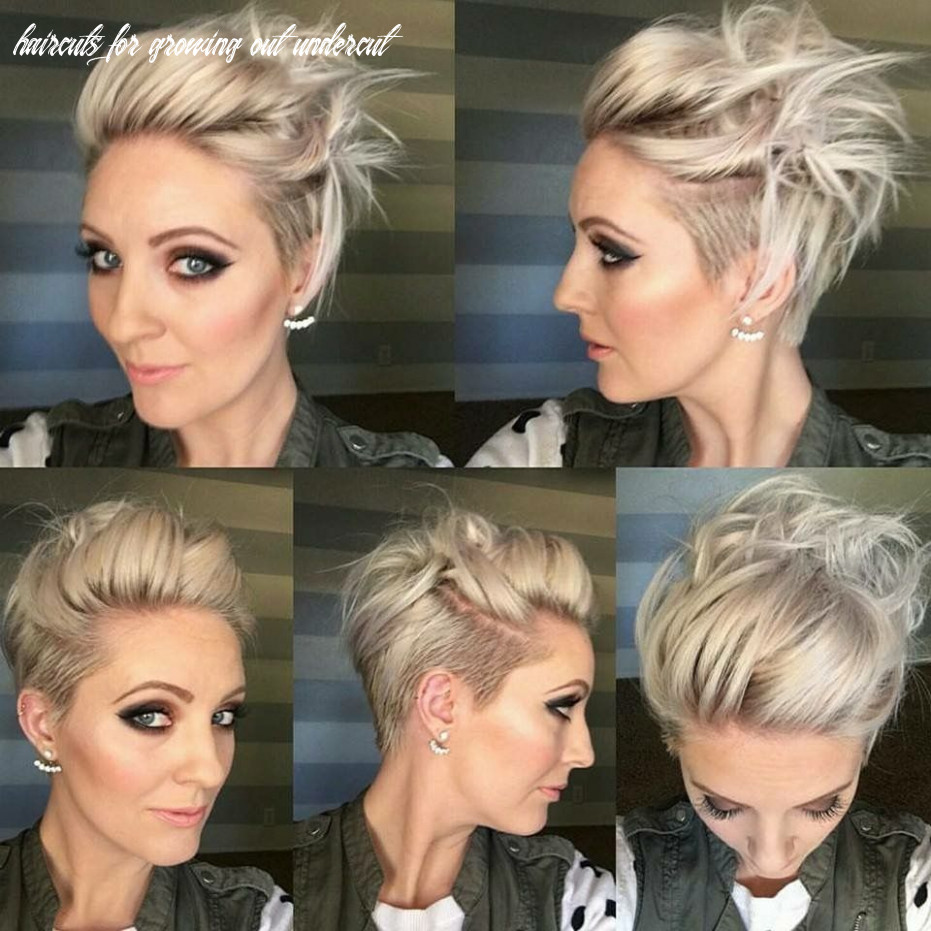 Image result for grow out undercut pixie   trendy short hair