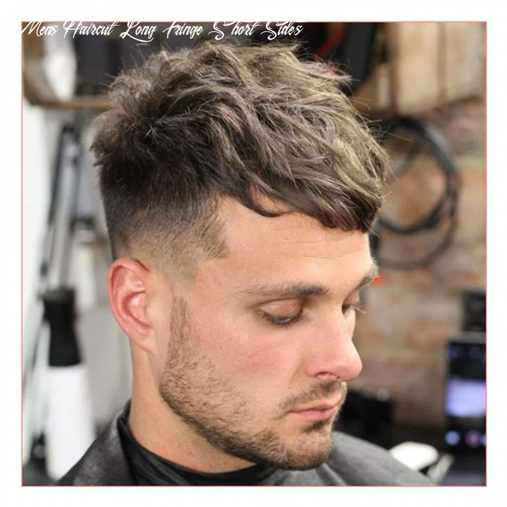 Image result for short on sides long on top curly   mid fade