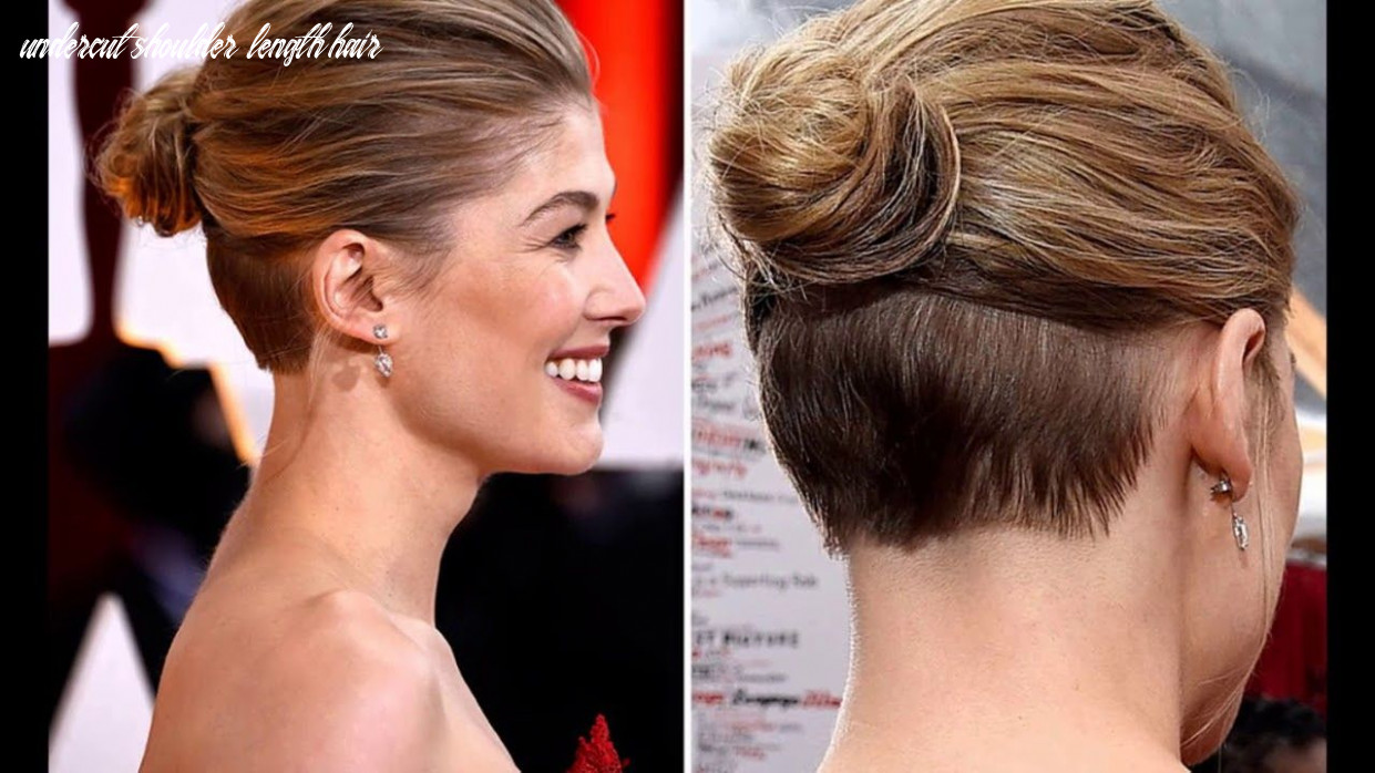 Image result for undercut with shoulder length hair | undercut